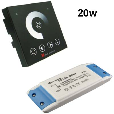 20w Constant Current RF LED dimmer