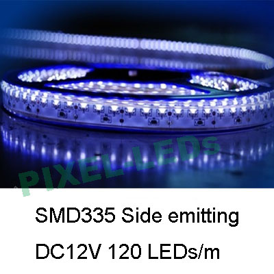DC12V SMD335 side emitting LED strip