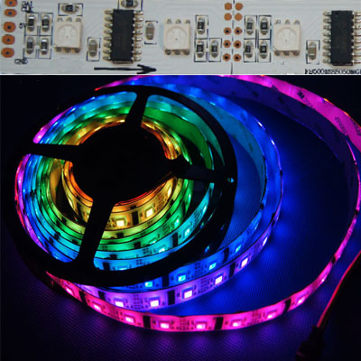 5v 48 LEDs LPD8806 LED strip