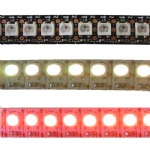 Black/white FPC 144 LED/M ws2811 ws2812b LED strip
