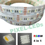DC12V 60 RGBW 5050 4 in 1 LED strip lights