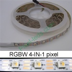 SK6812 RGBW 4 IN 1 60 pixel LED strip