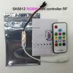 SK6812 RGBW mini RF LED controller SP103E