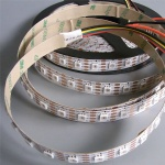 5V 72 LEDs/m APA102c RGB pixel LED tape