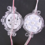DC24V 50mm UCS1903 addressable RGB LED modules