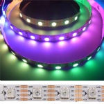 5v 60LEDs/m ws2813 digital RGB LED strip